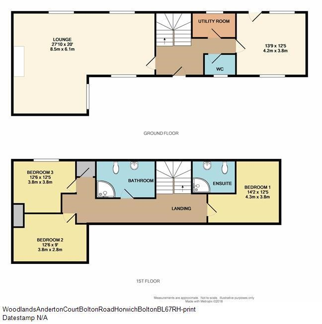 3 Bedrooms Semi-detached house for sale in Bolton Road, Horwich, Bolton BL6