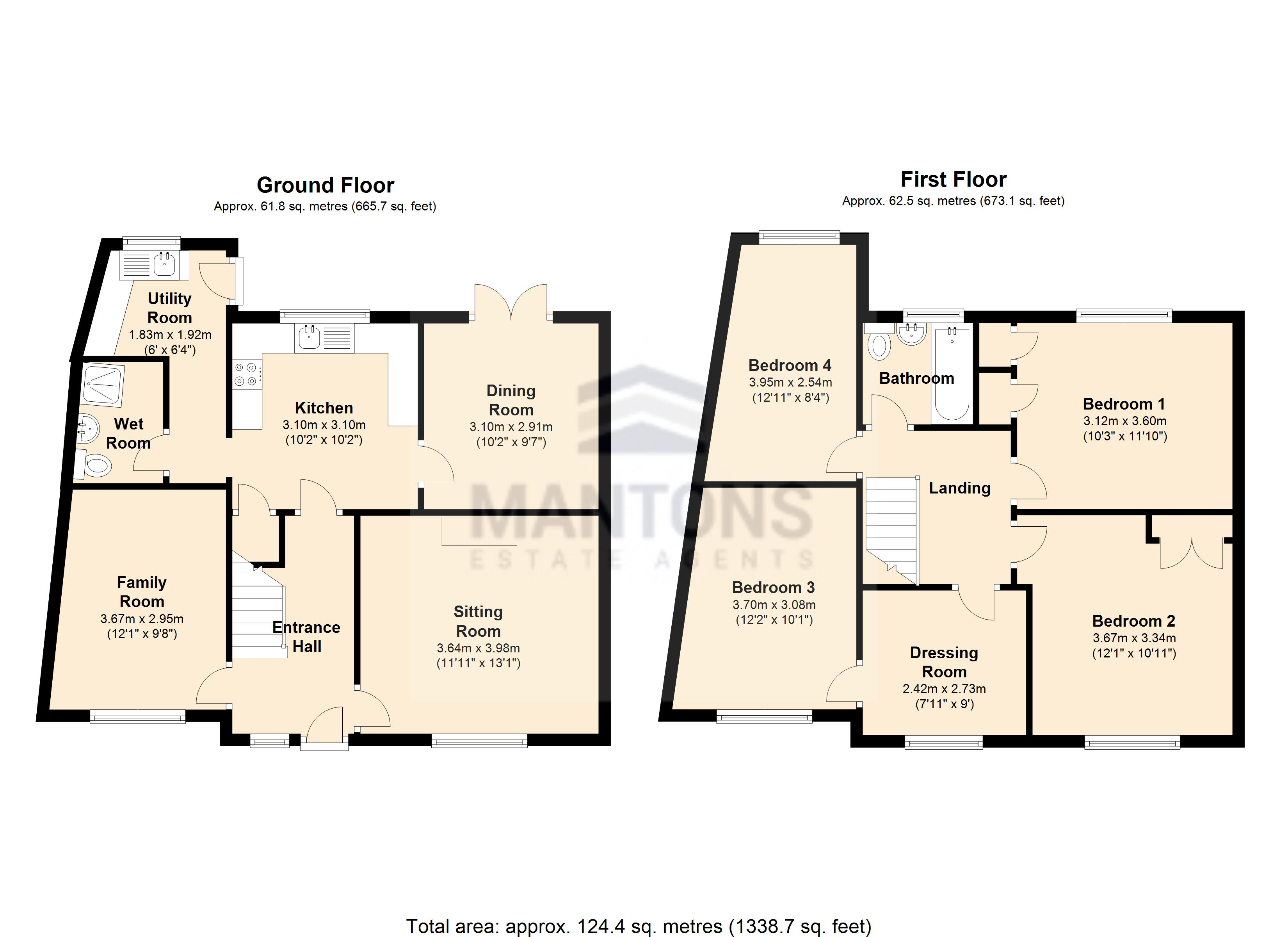 Rotherham Avenue Luton Lu1 4 Bedroom Semi Detached House