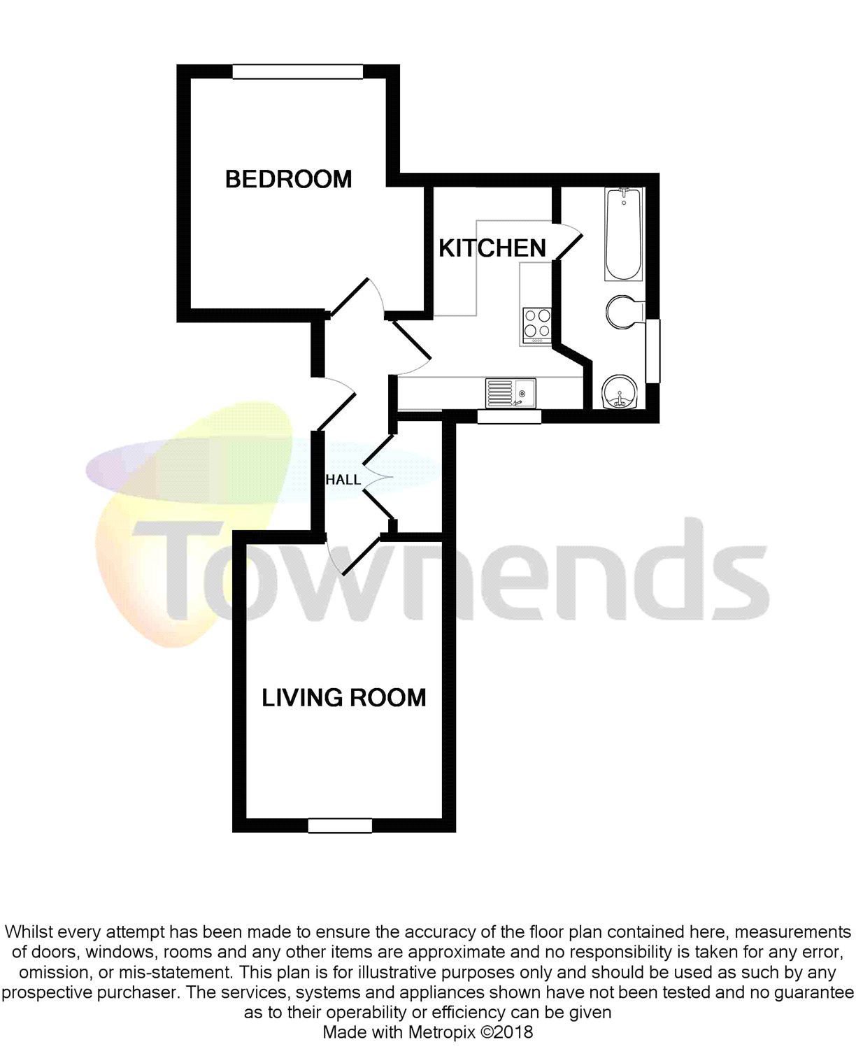 Room For Rent In Baillie Road Guildford