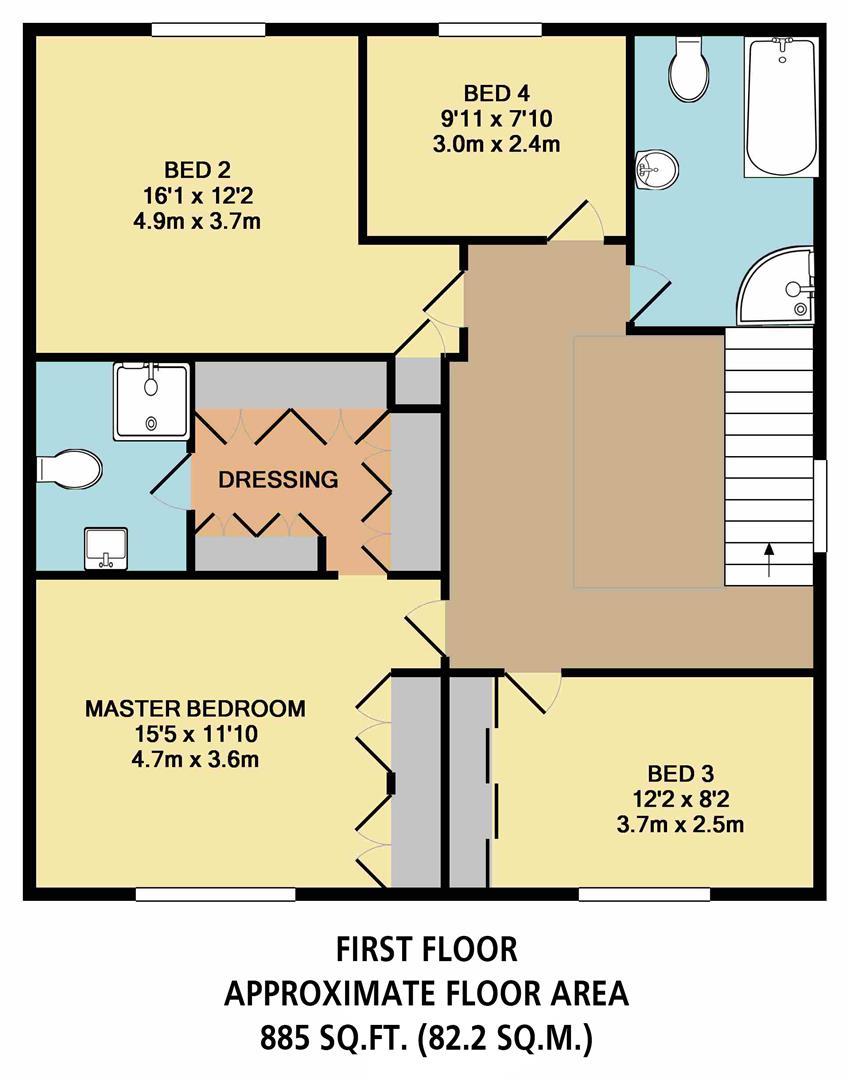 Moat Lane Wickersley Rotherham S66 4 Bedroom Property
