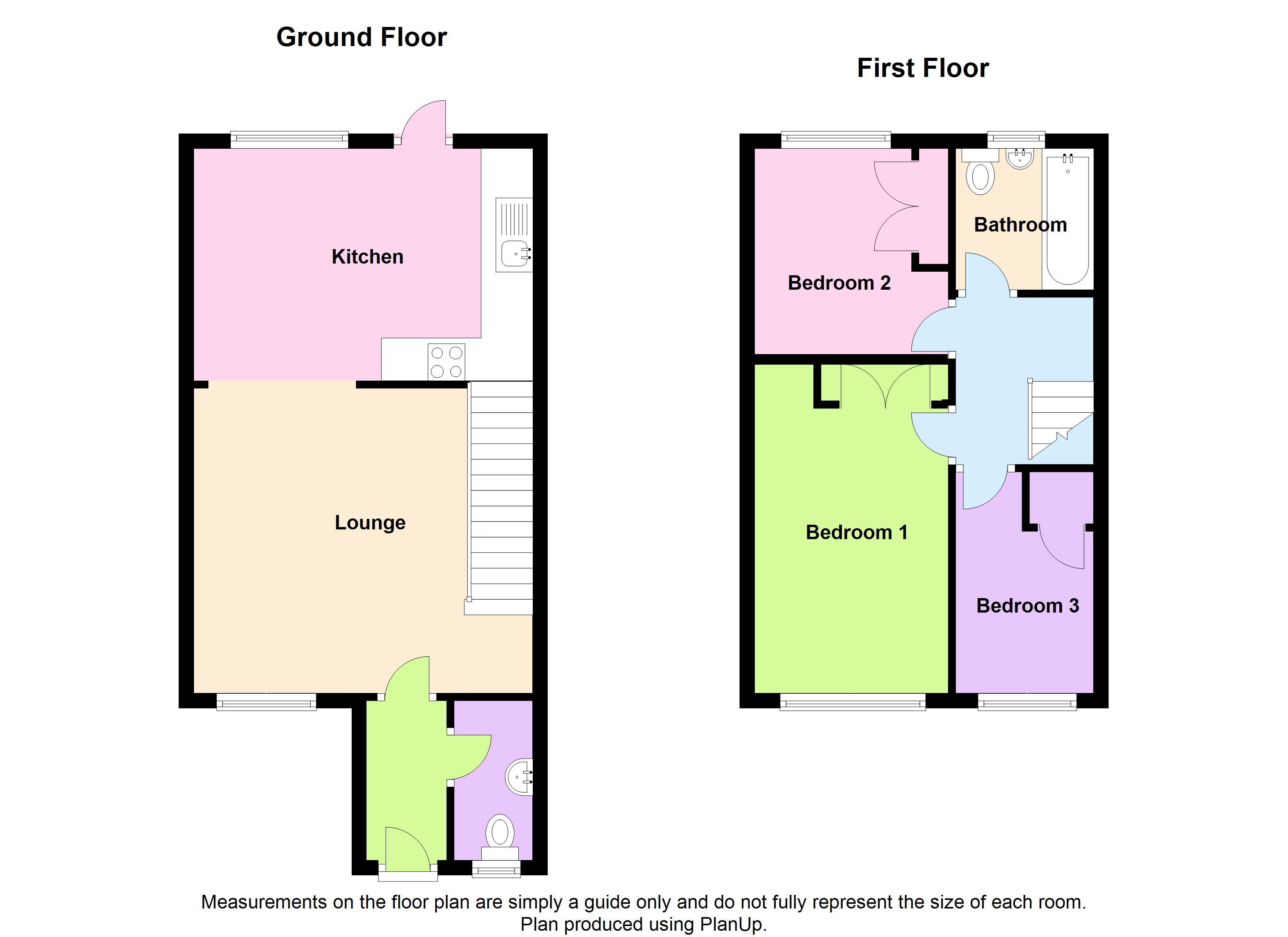 3 Bedroom Semi Detached House For Sale 43447365