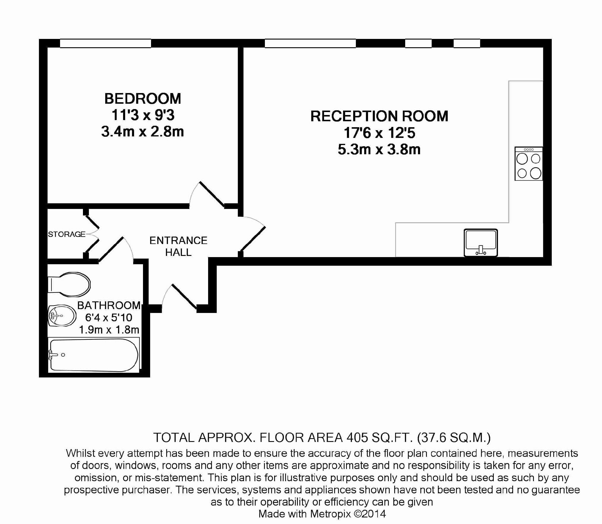 1 Bedrooms Flat to rent in Woodseer Street, Spitalfields, London E1