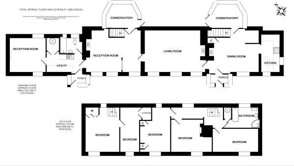 Bow Crediton Ex17 5 Bedroom Detached House For Sale