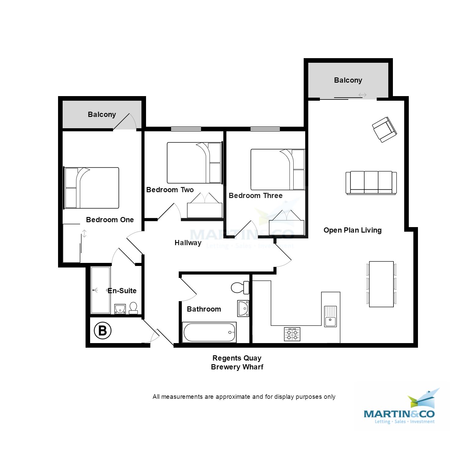 3 Bedrooms Flat to rent in Bowman Lane, Hunslet, Leeds LS10