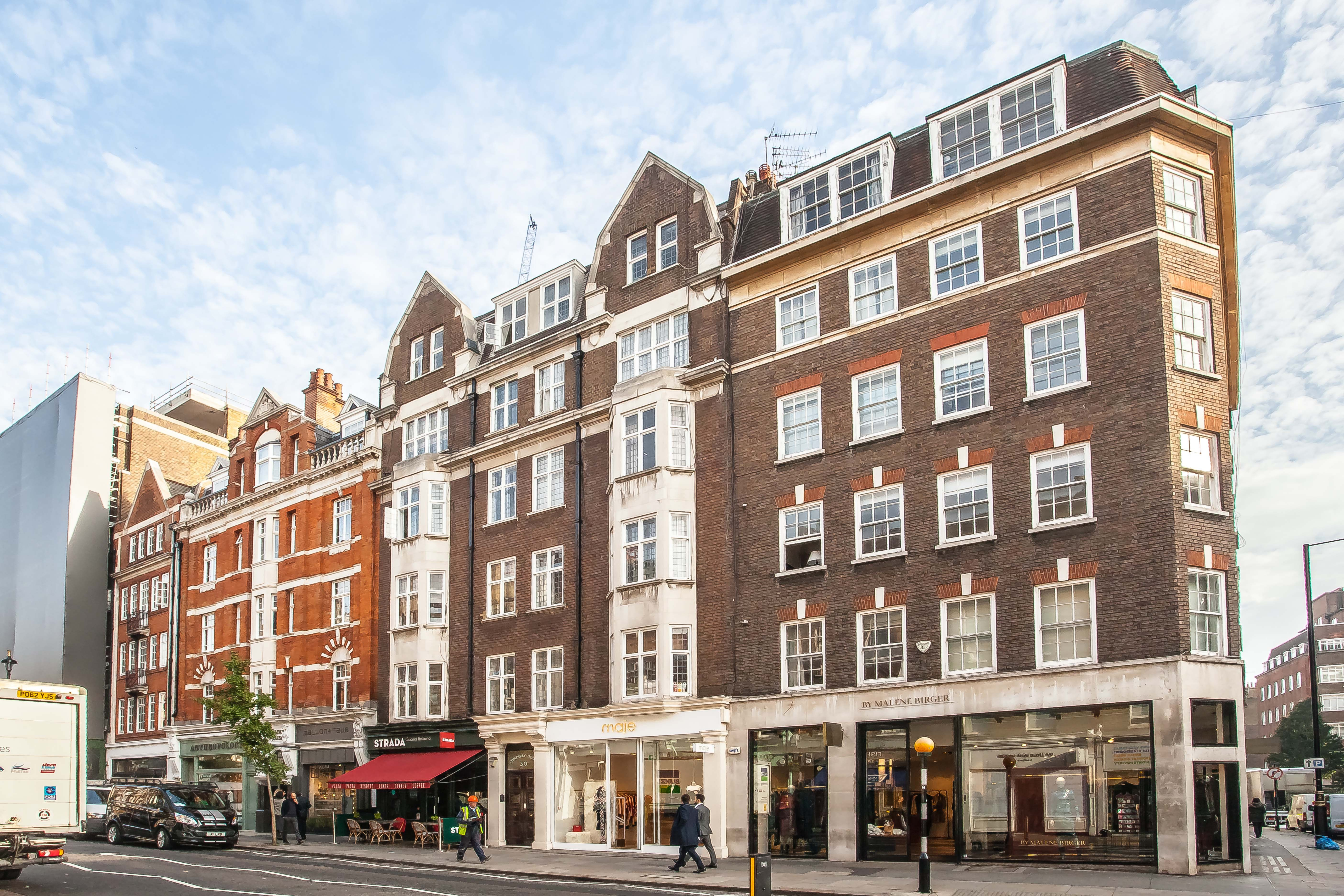 2 Bedroom Flat For Sale In Marylebone High Street W1u London