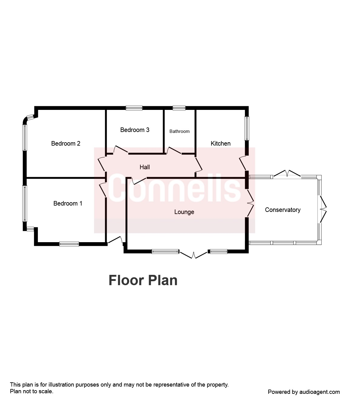 3 bed detached bungalow for sale in lynwood avenue luton lu2 view original