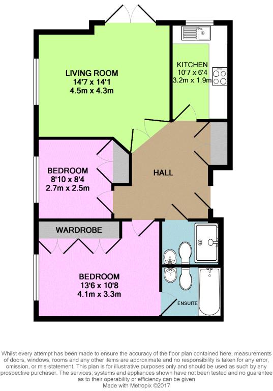 2 Bedroom Flat For Sale 45685991 Primelocation