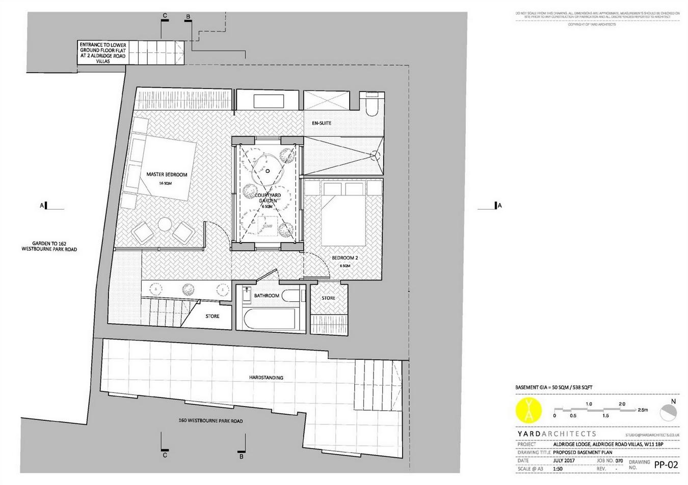 1 Bedrooms Land for sale in Aldridge Road Villas, London W11