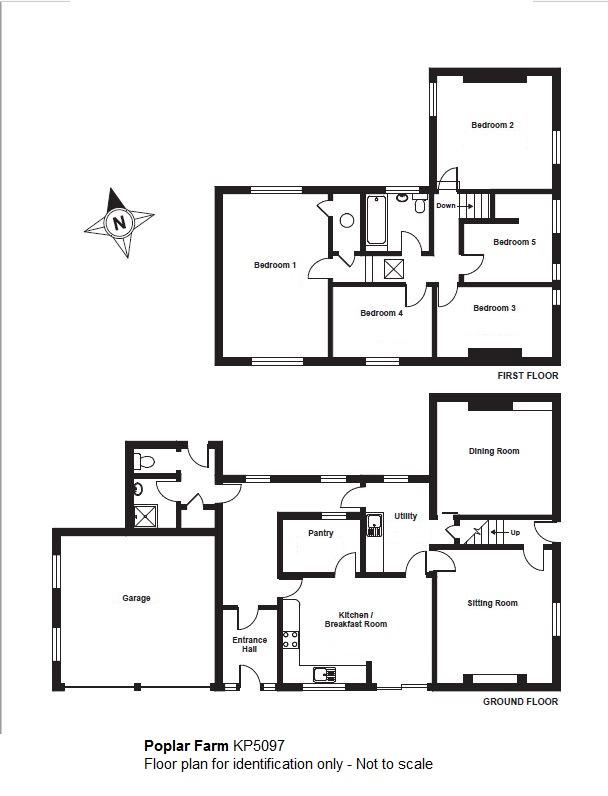 monksthorpe  spilsby pe23  5 bedroom detached house for