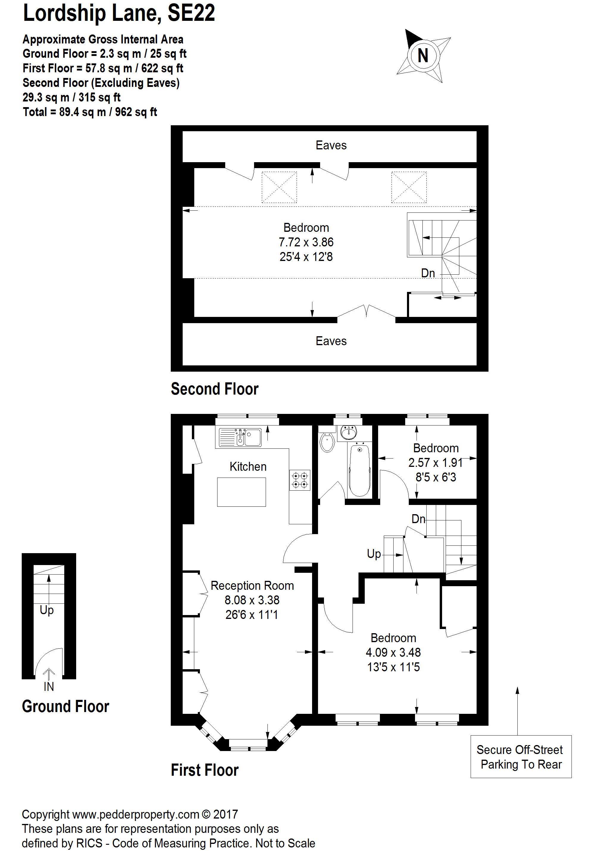 44745365 on Greenland Village Of Plan Property