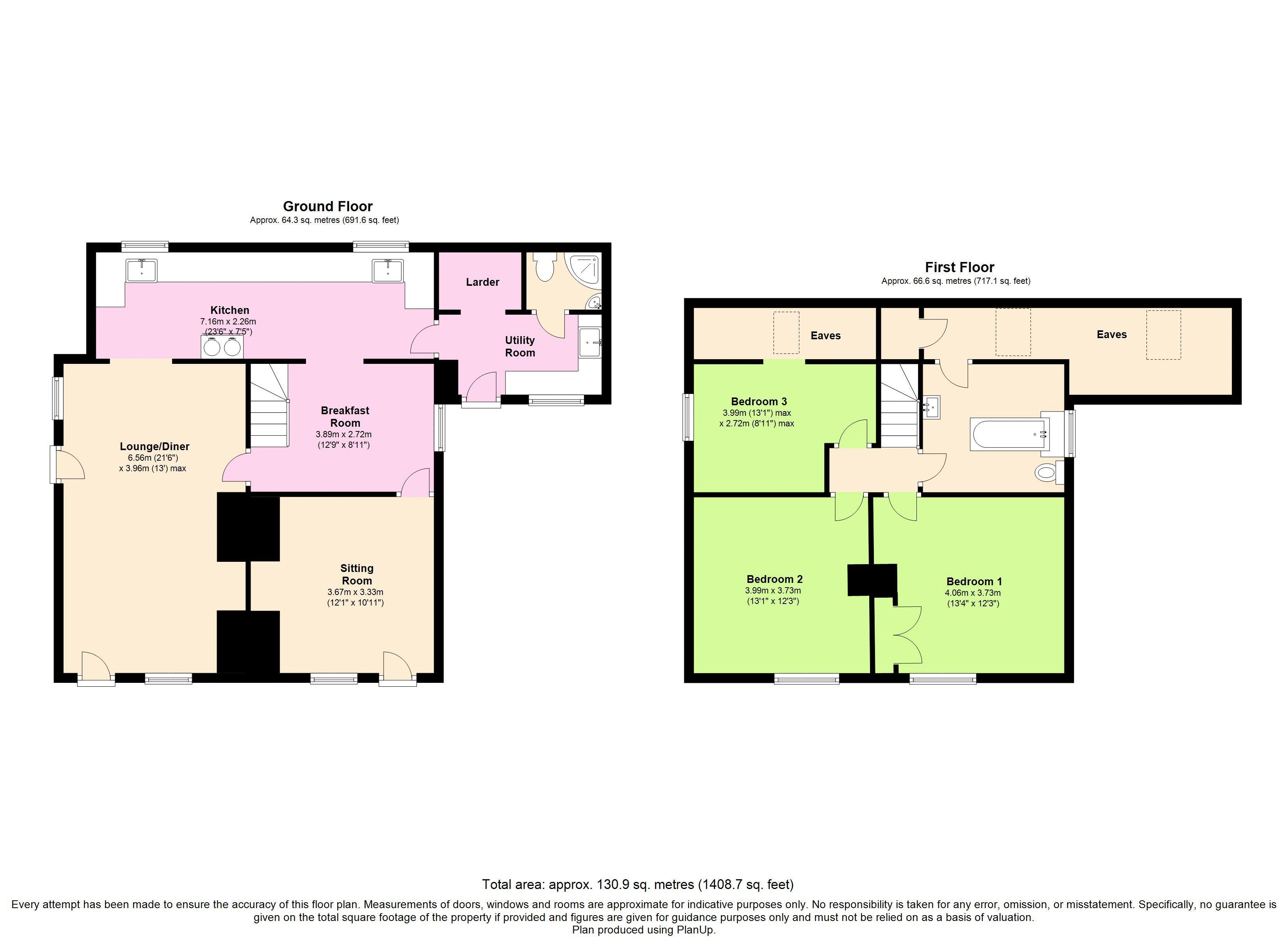 Norris Lane Chaddleworth Newbury Rg20 3 Bedroom
