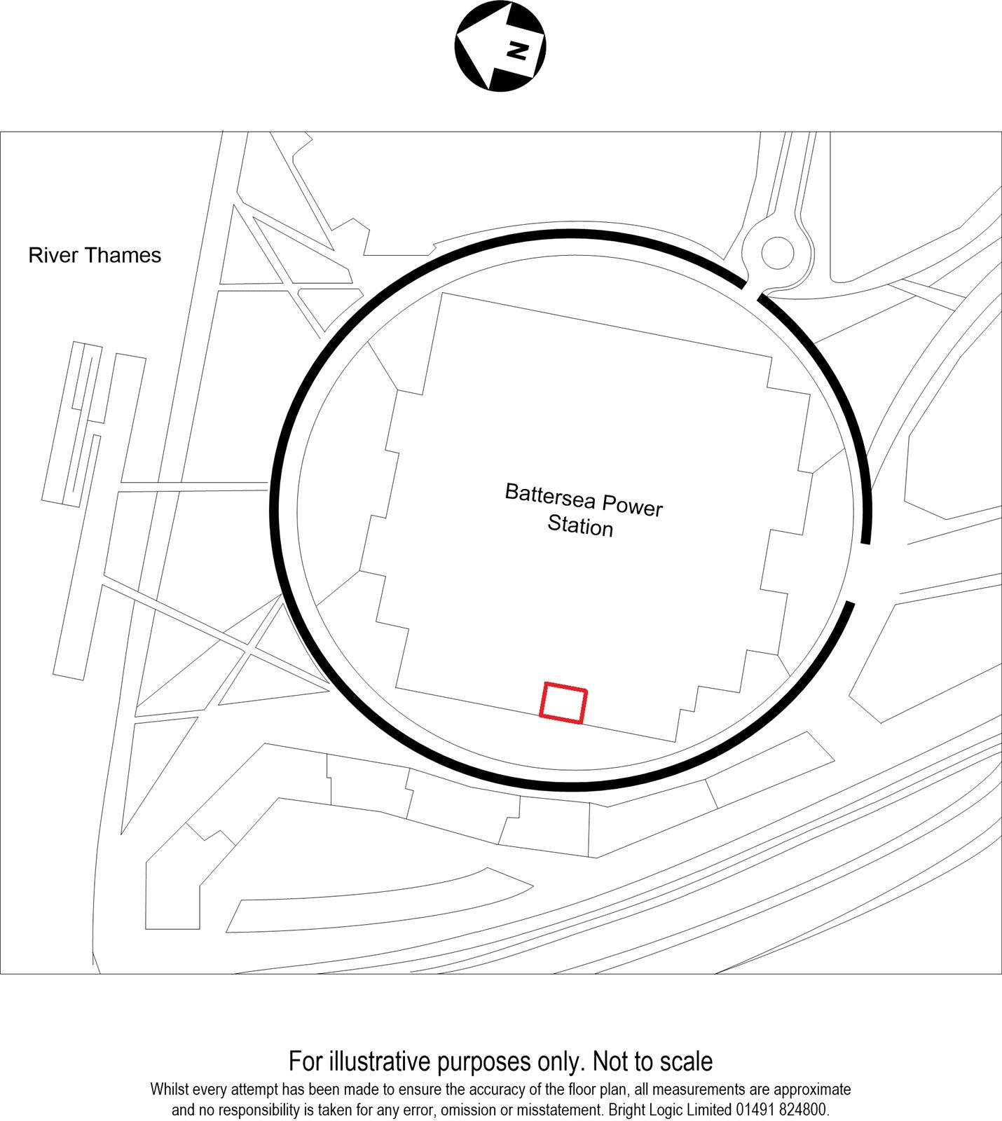 Switch House West Battersea Power Station London Sw8 1 Plant Logic Diagram Picture No