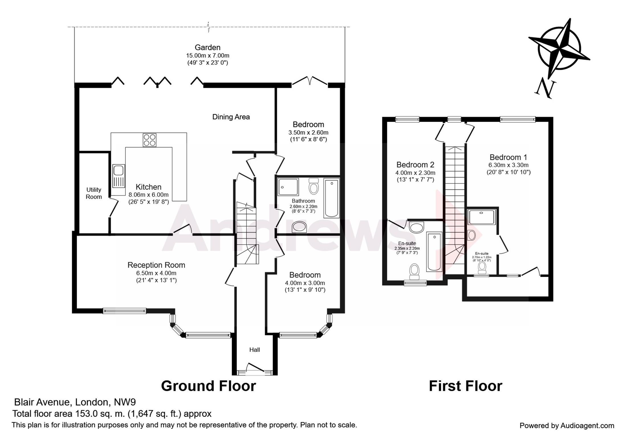 4 Bedrooms Semi-detached bungalow for sale in Blair Avenue, Kingsbury NW9