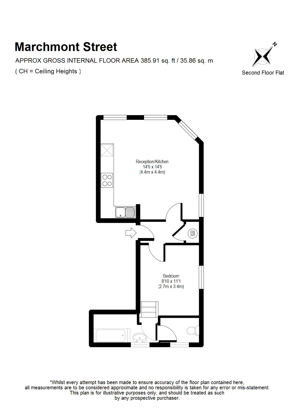 Property For Sale On Marchmont Street