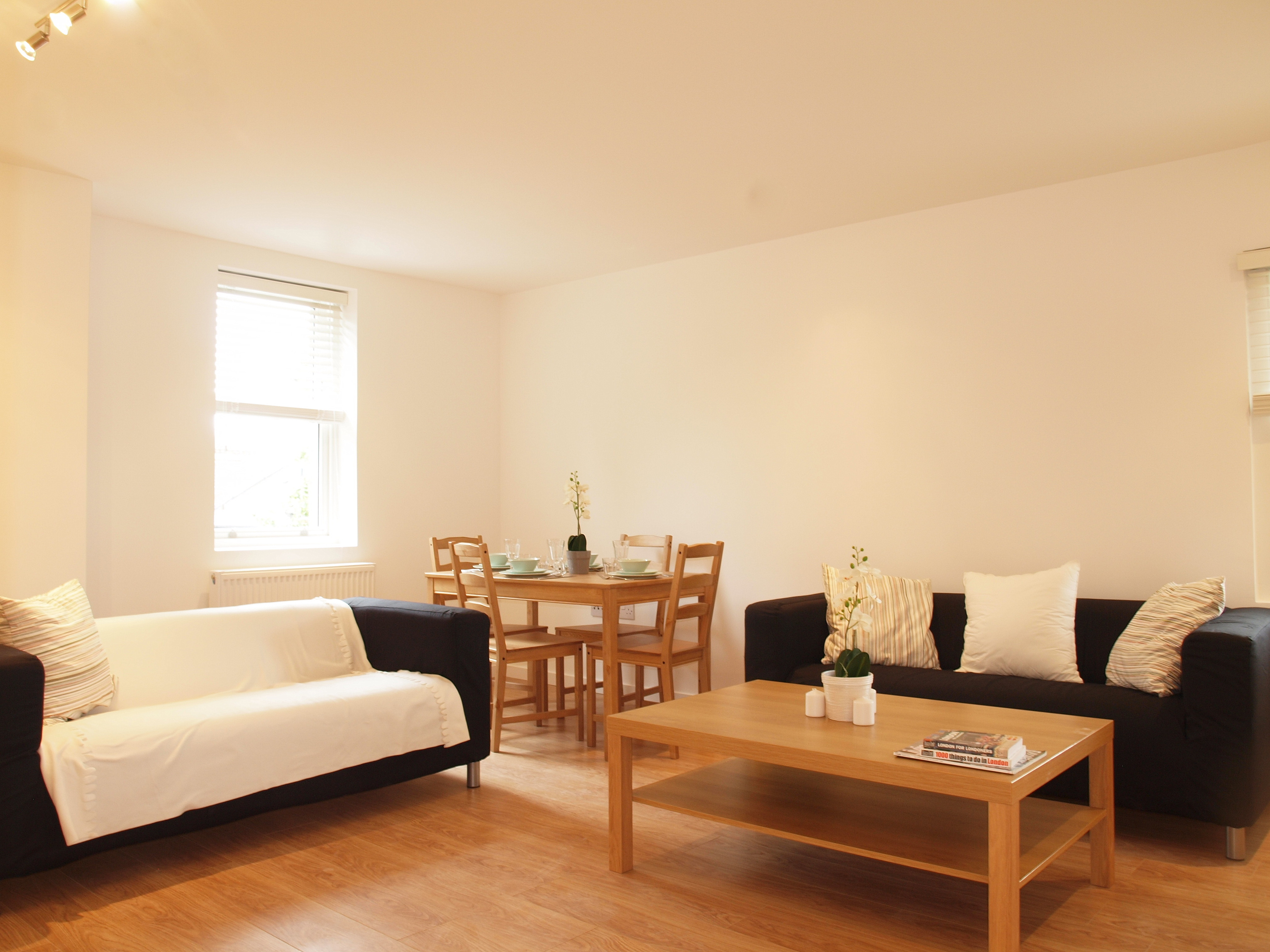 3 Bedroom Flat To Rent In Rushcroft Road SW2 London