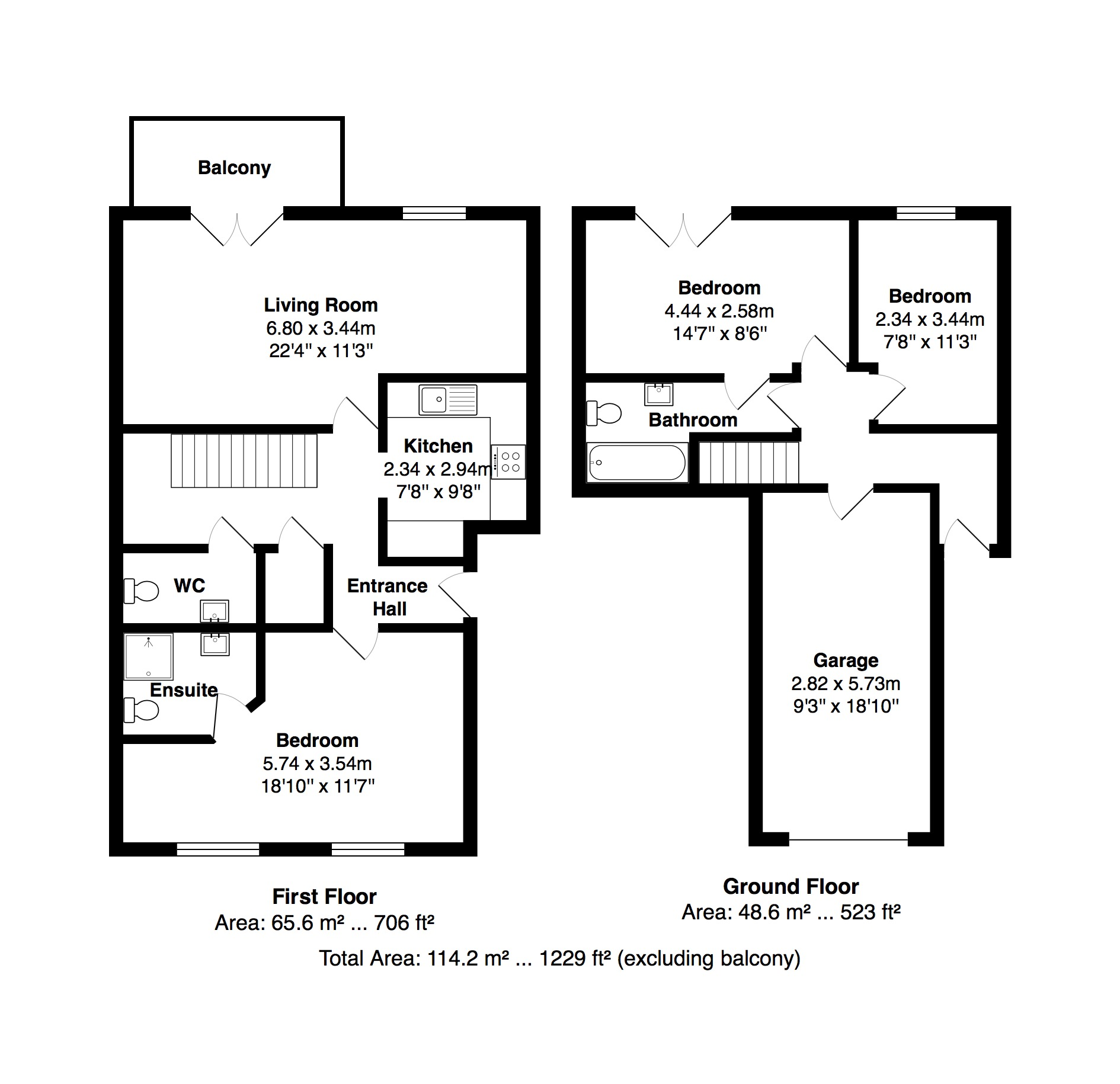 3 Bed Flat For Sale In Merton Court Brighton Marina Village Gas Wiring Diagram Stove Whirlpool Sf 3300 Floorplan