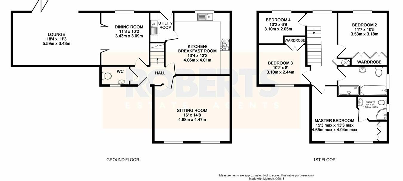 Ridgeway Park Road, Newport NP20, 4 bedroom detached house for sale
