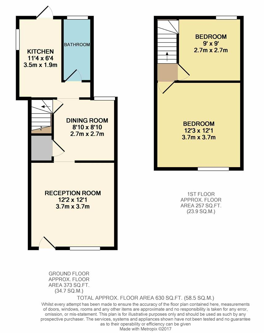 2 Bedrooms Cottage for sale in Forest Rise, Walthamstow, London E17