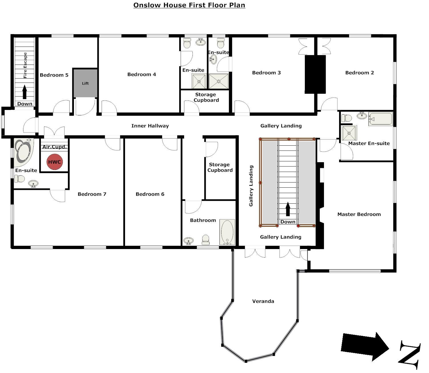 Onslow Lane Gedney Drove End Spalding Pe12 7 Bedroom