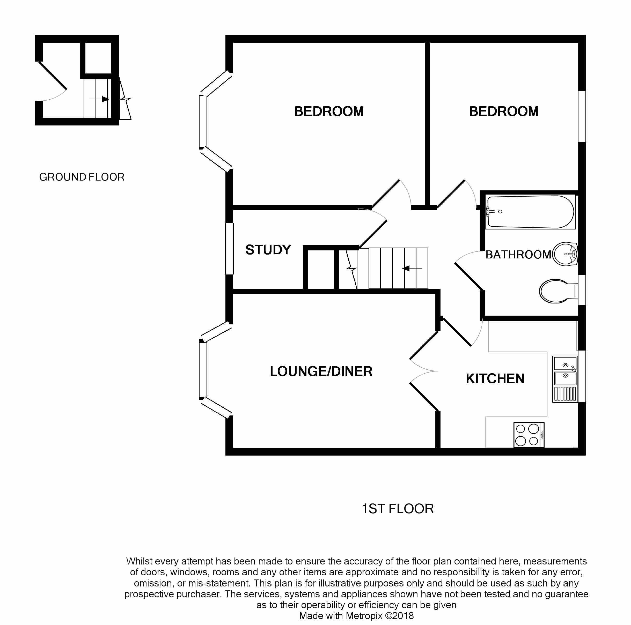 Flat Room To Rent Brockenhurst