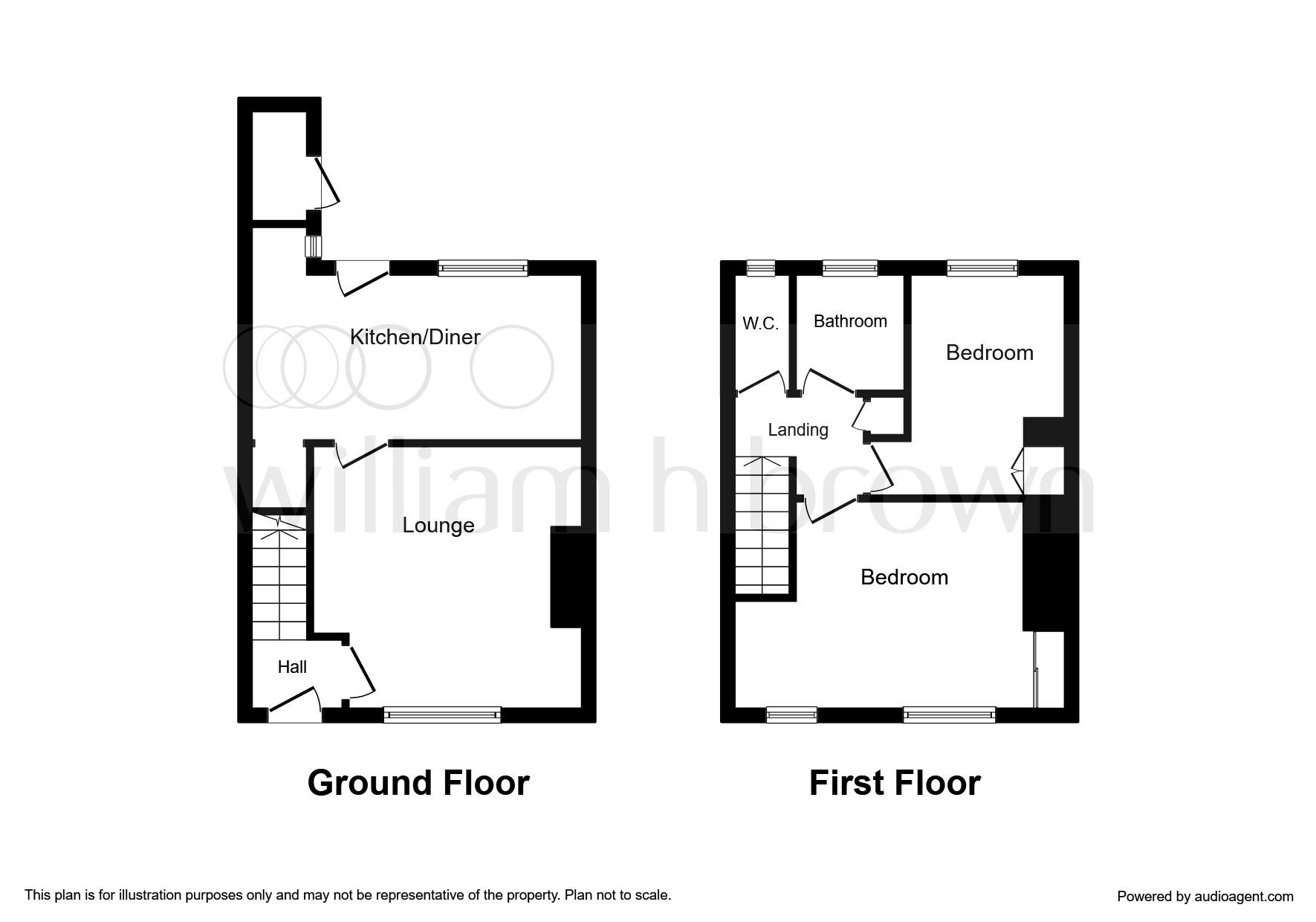 2 Bed Terraced House For Sale In Sheepridge Grove Sheepridge