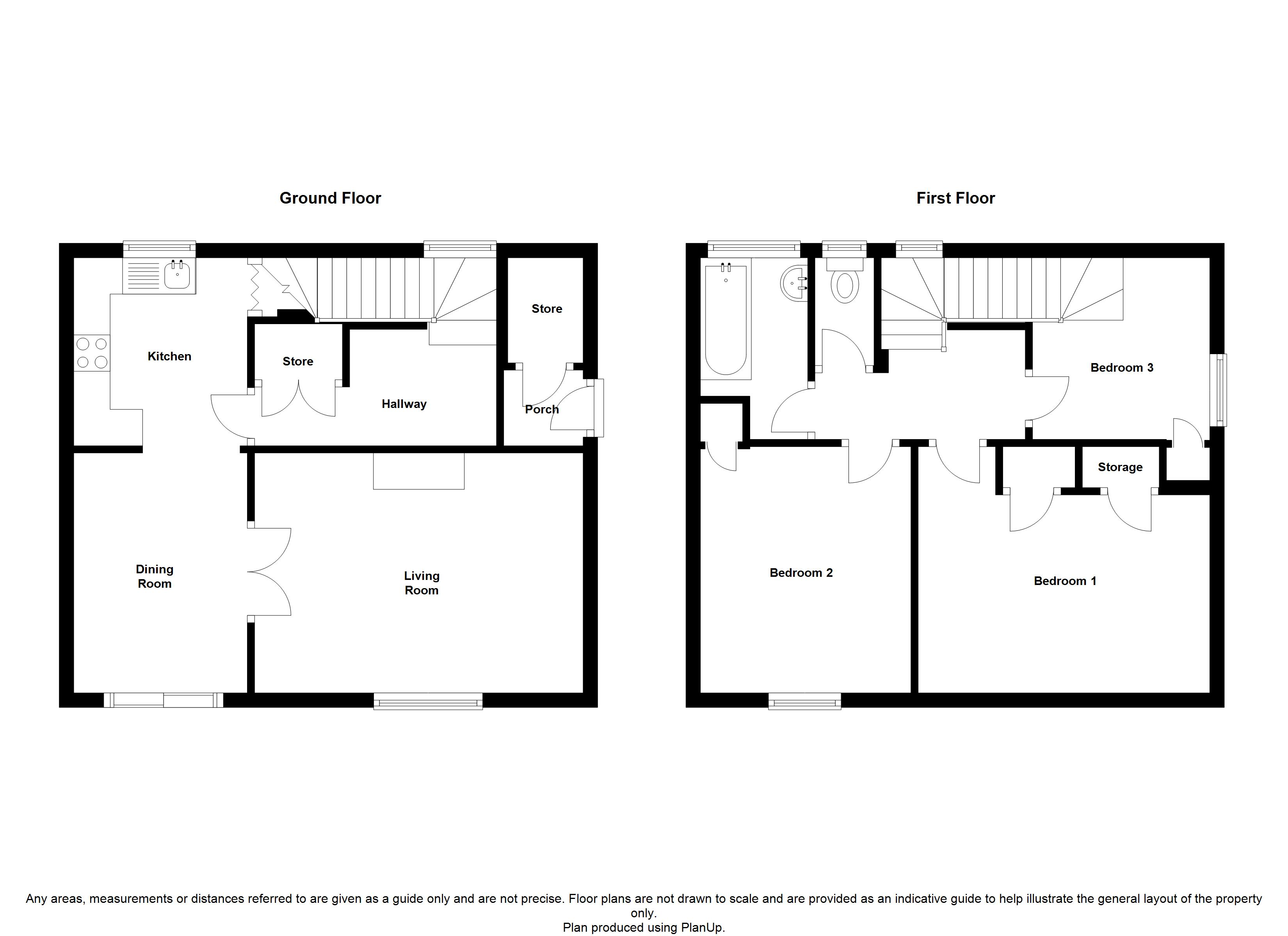 3 bed semi detached house for sale in spa view place for 15 dunham place floor plans