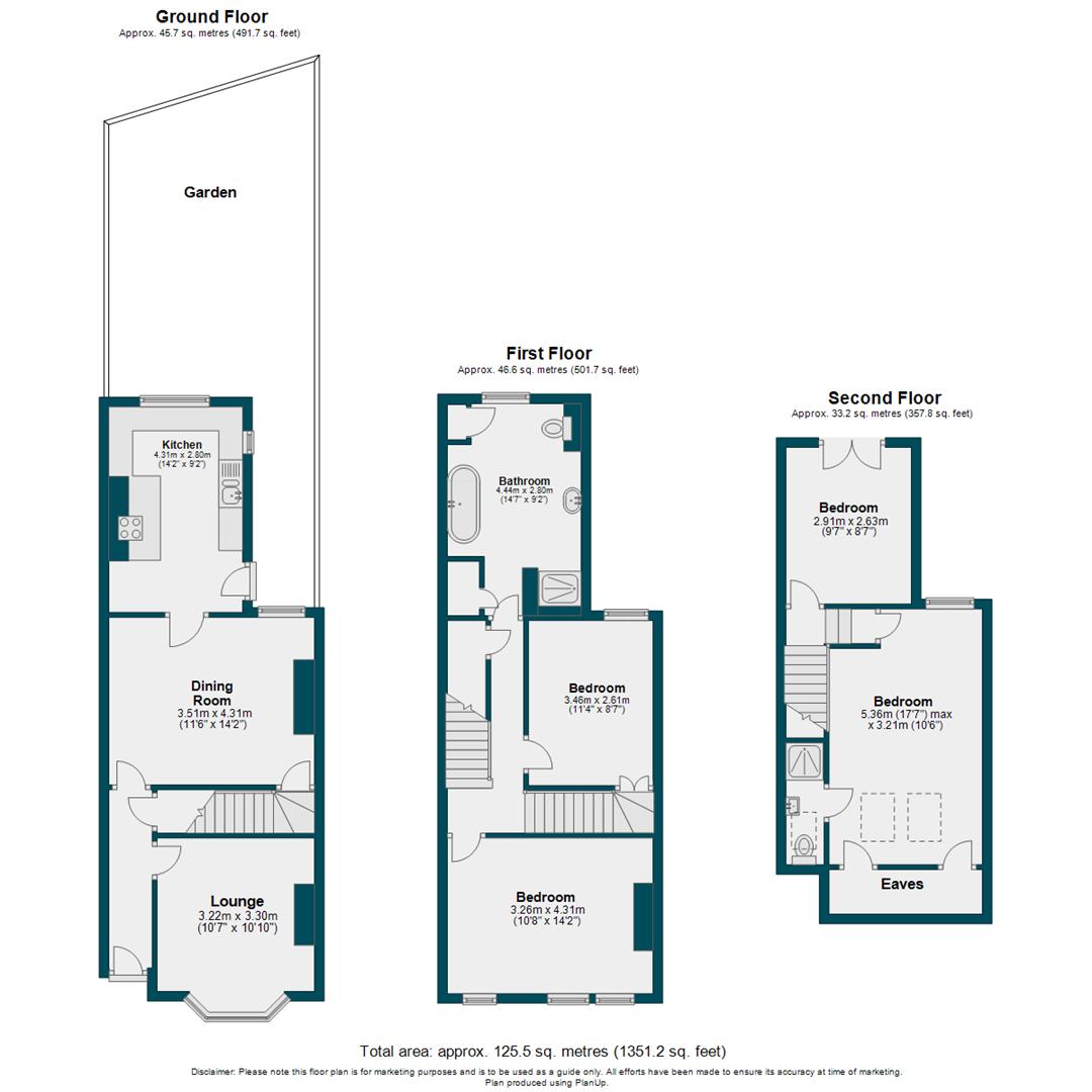 4 Bedrooms  for sale in Leahurst Road, London SE13