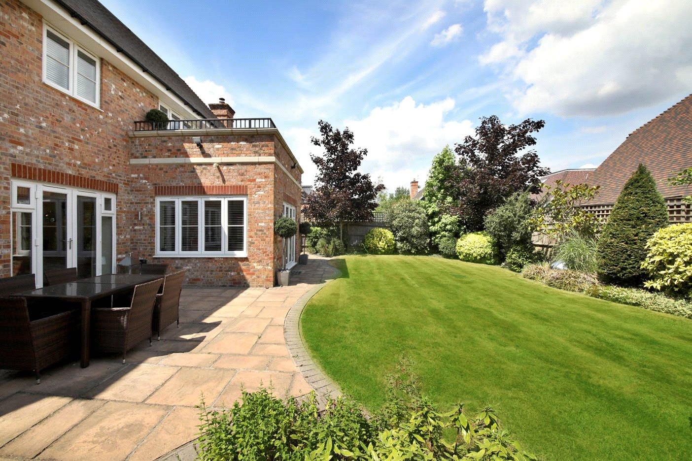 Banner Homes,Garden