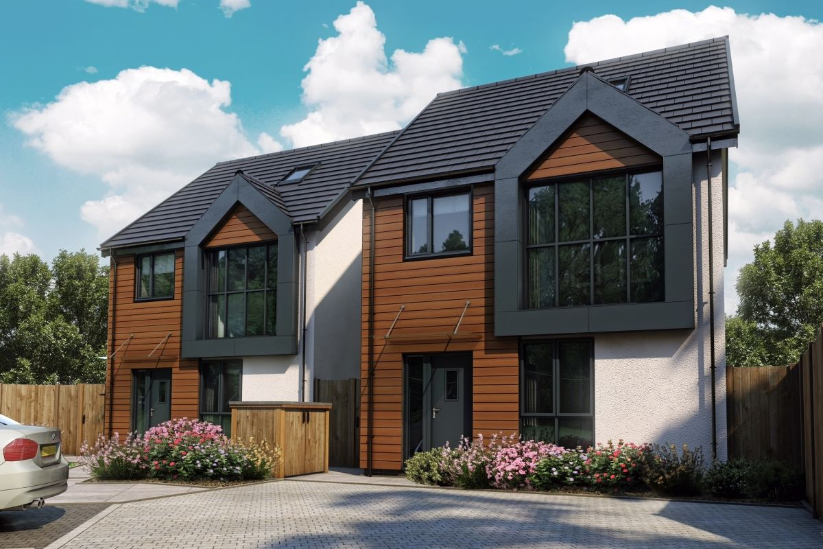 3 bedroom detached house for sale in hillcross avenue for Morden houses for sale