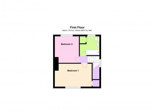 High street cannington bridgwater ta5 2 bedroom semi for Food bar cannington