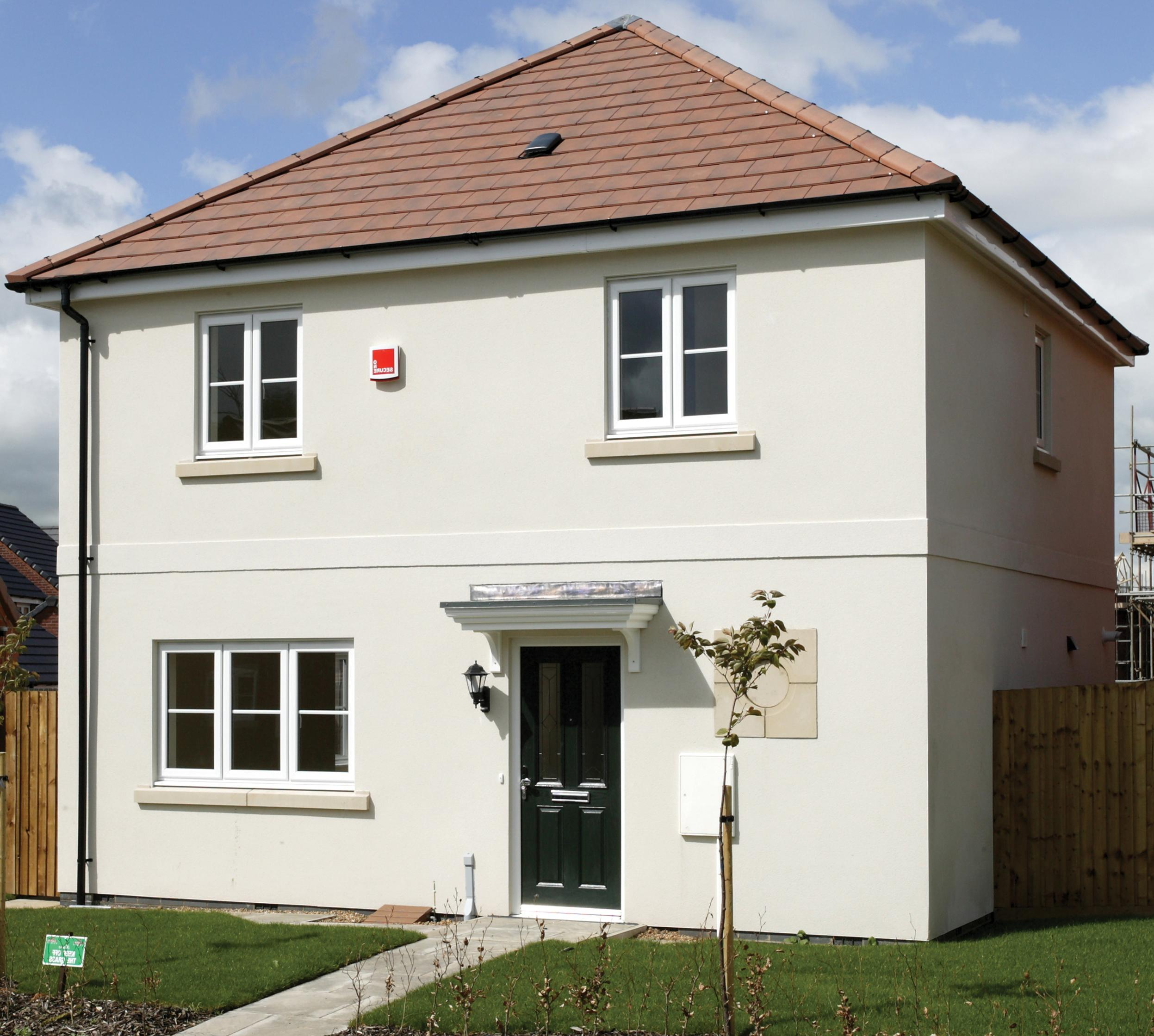272950 3 Bedroom Detached House For Sale In Off Hallam Fields Road Full Brick Brand New Home On Wiring To Garage Birstall Smartnewhomes