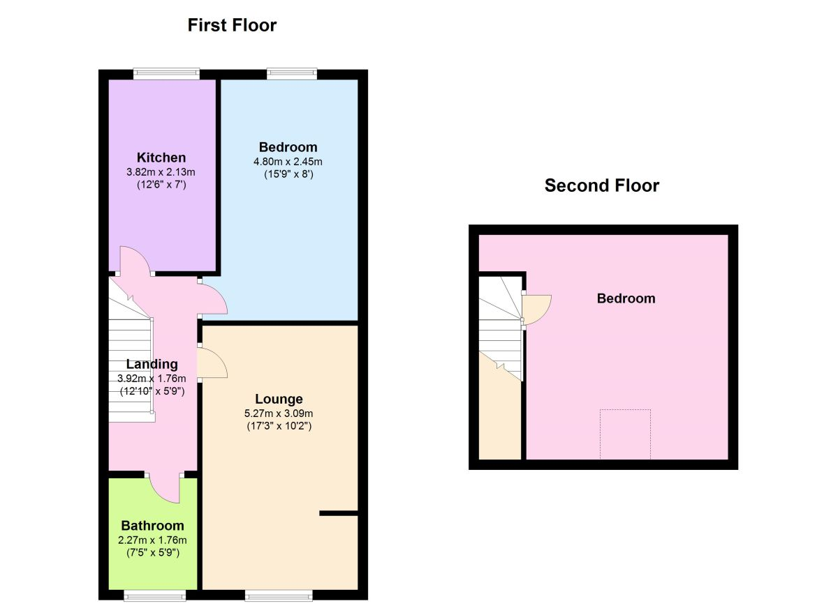 High Street Carrville Durham Dh1 2 Bedroom Flat To Rent