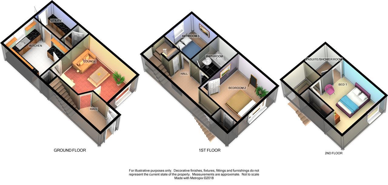 Tollbraes Road Bathgate Eh48 3 Bedroom Property For Sale