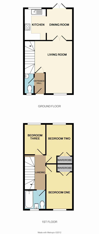 Priory Park Taunton Somerset Ta1 3 Bedroom Property To