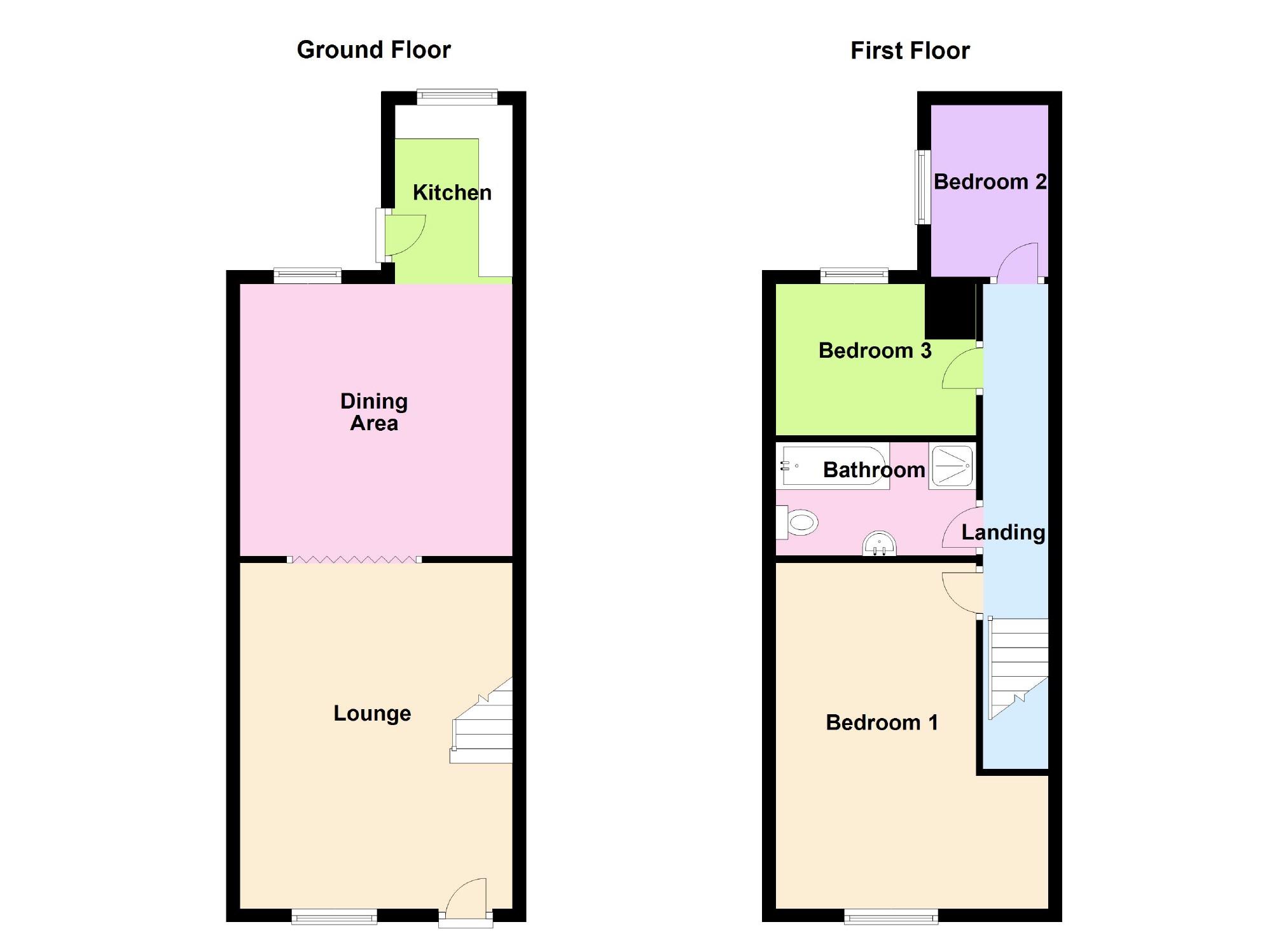 3 Bedrooms Terraced house for sale in Ryecroft Street, Ashton-Under-Lyne OL7