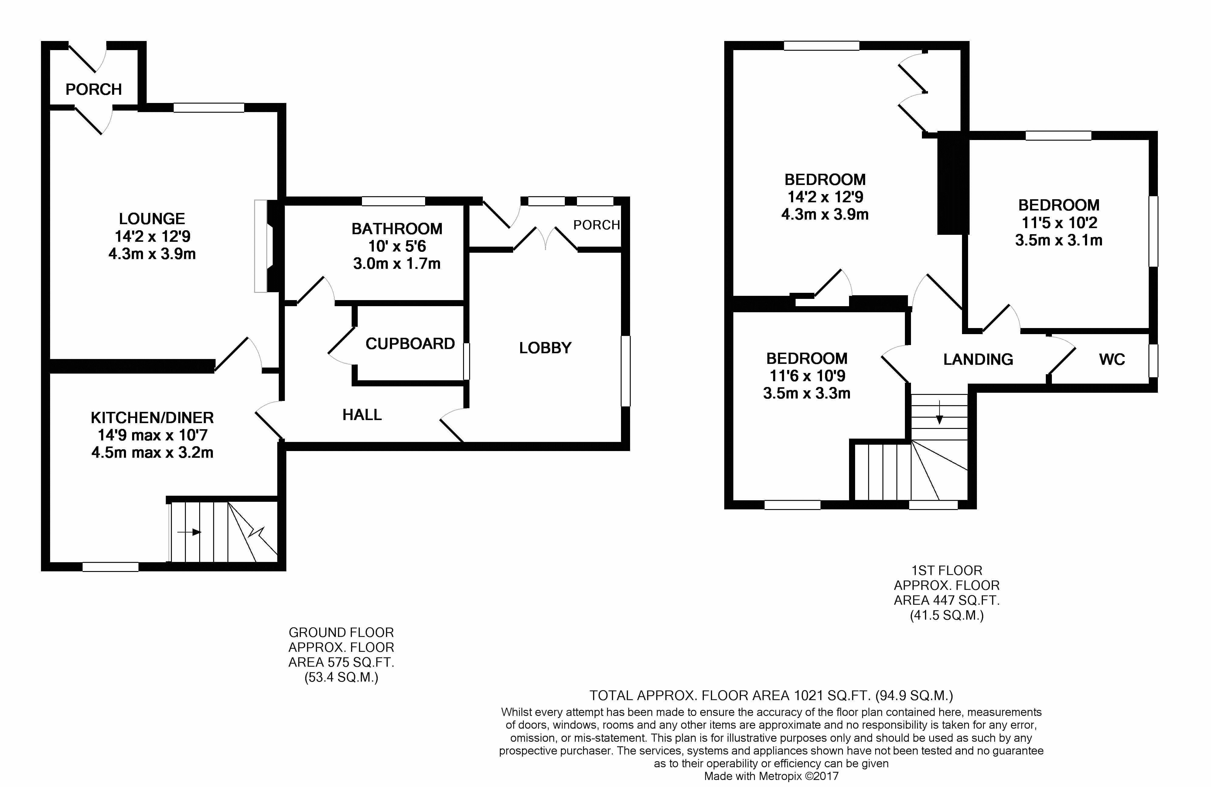 3 Bedrooms  for sale in Coley Road, East Harptree, Bristol BS40