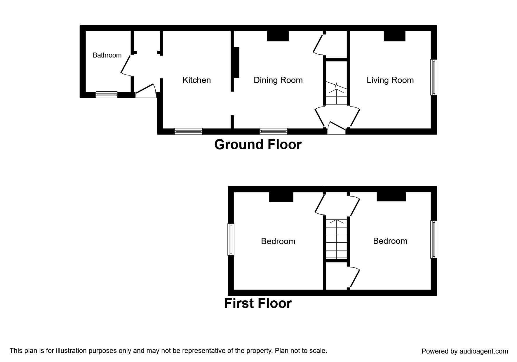 2 Bedrooms  to rent in Guildford Road, Lightwater GU18