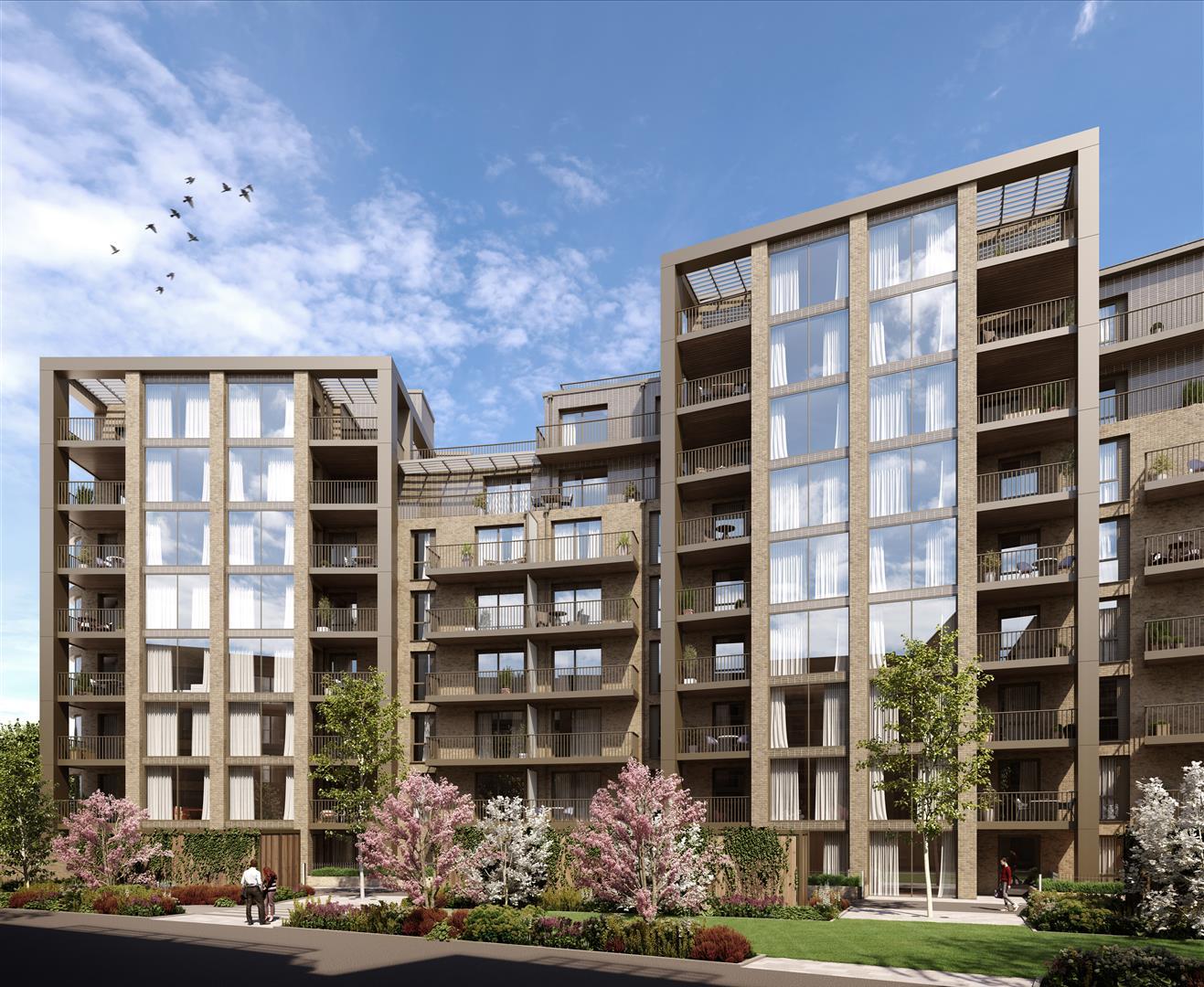 2 Bedroom Flat For Sale In Betjeman Court Bentinck Road Yiewsley West Drayton Ub7 London