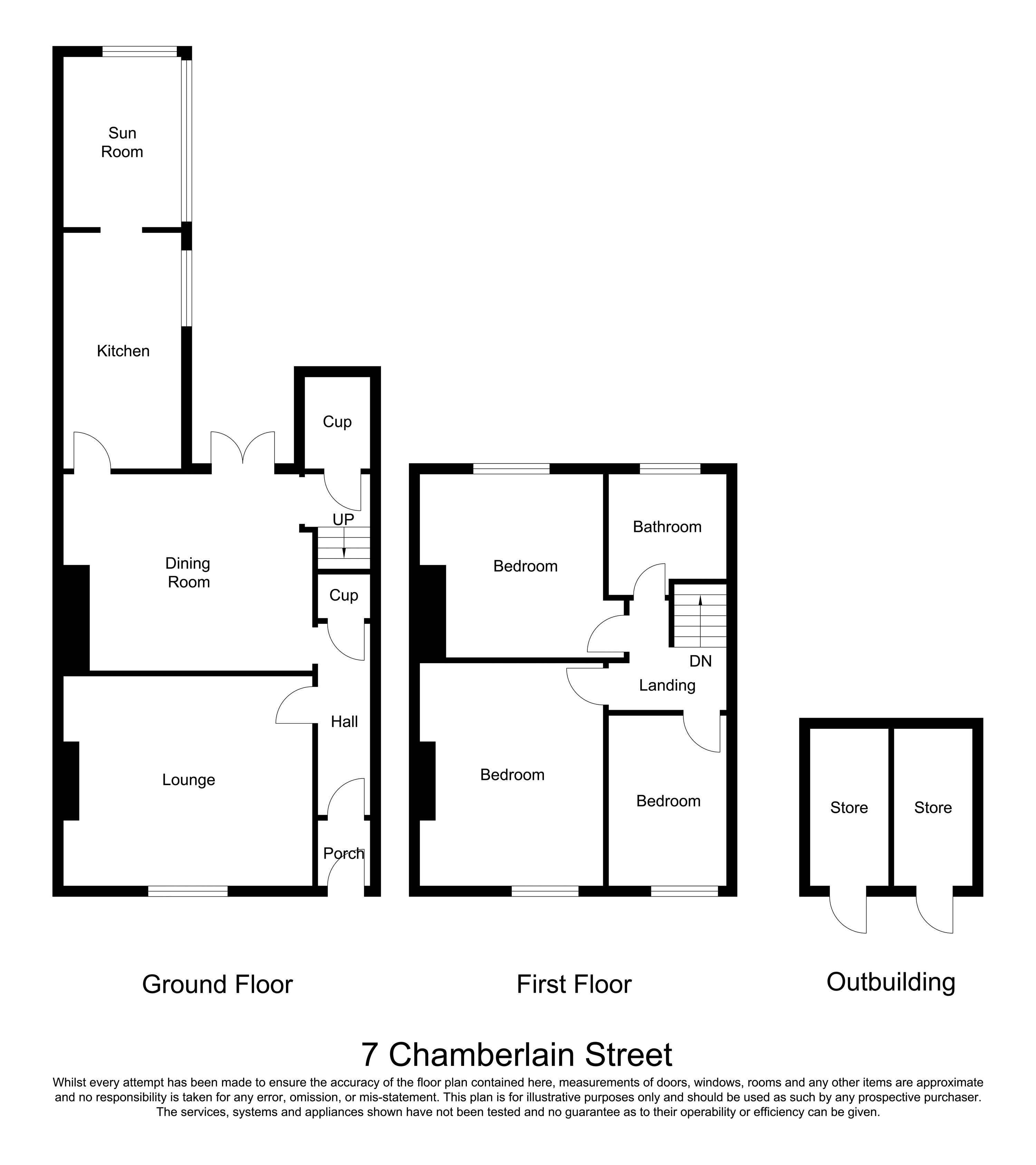 Chamberlain Street, Crawcrook, Ryton NE40, 3 Bedroom Terraced House For Sale