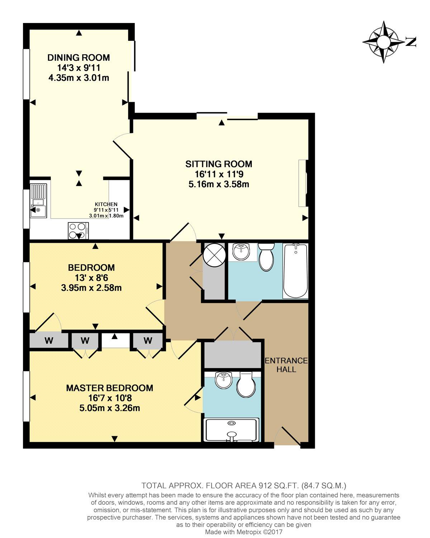 2 Bedroom Property For Sale 43043771 Primelocation