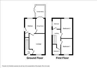 Marsh Way Preston Pr1 3 Bedroom Property For Sale