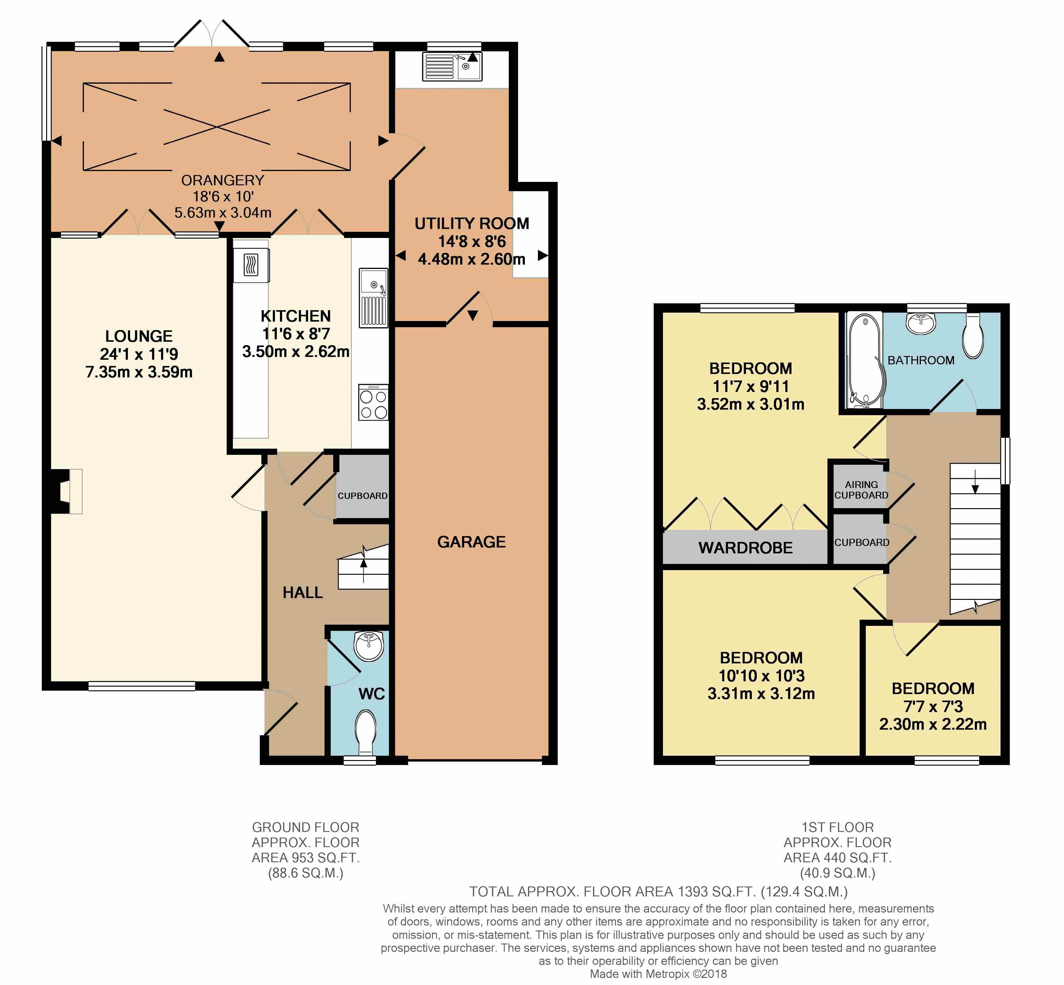 Turnfurlong Lane, Aylesbury HP21, 3 Bedroom Detached House