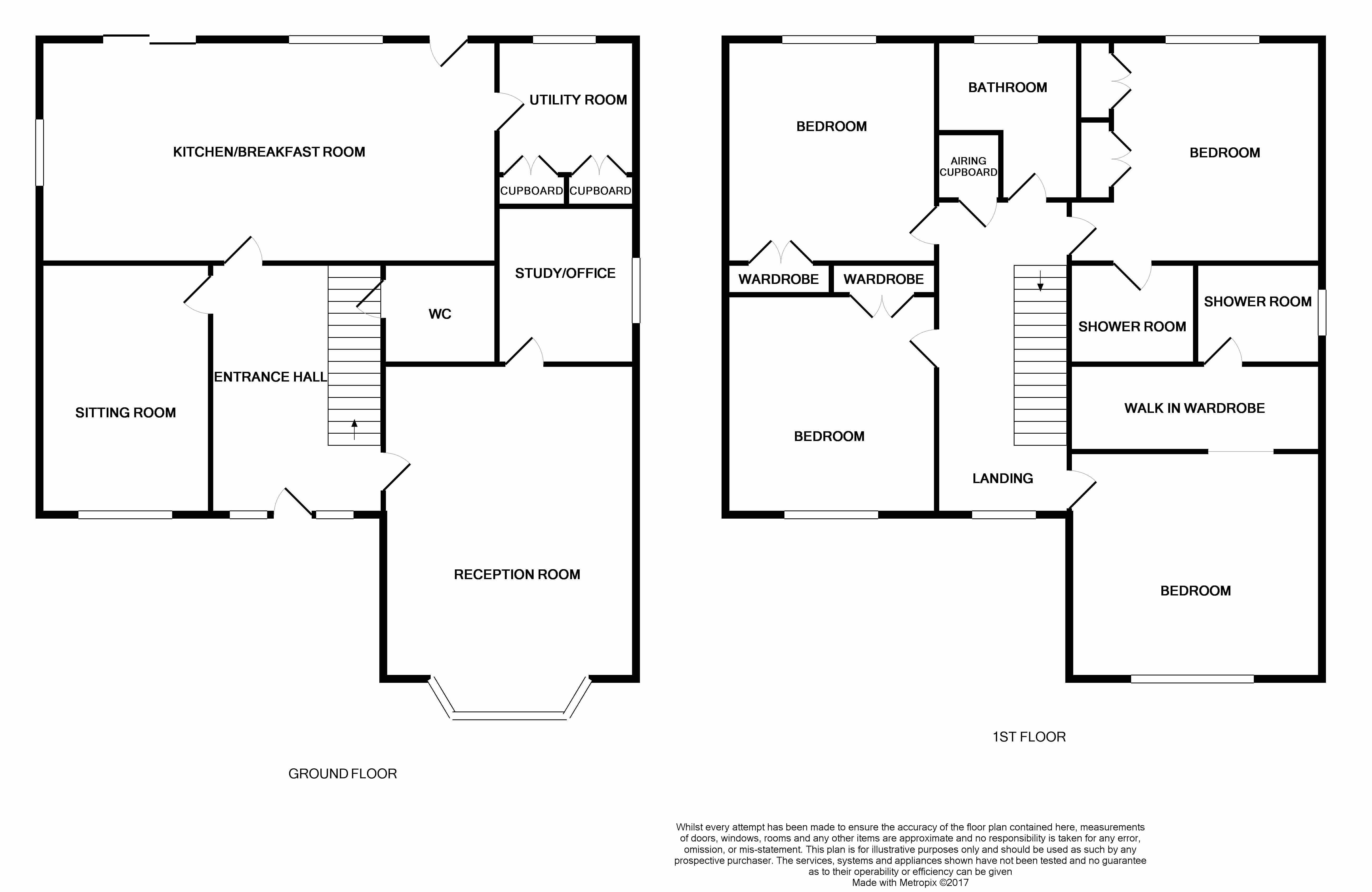 Abbey park louth ln11 4 bedroom detached house for sale for Ron lee homes floor plans