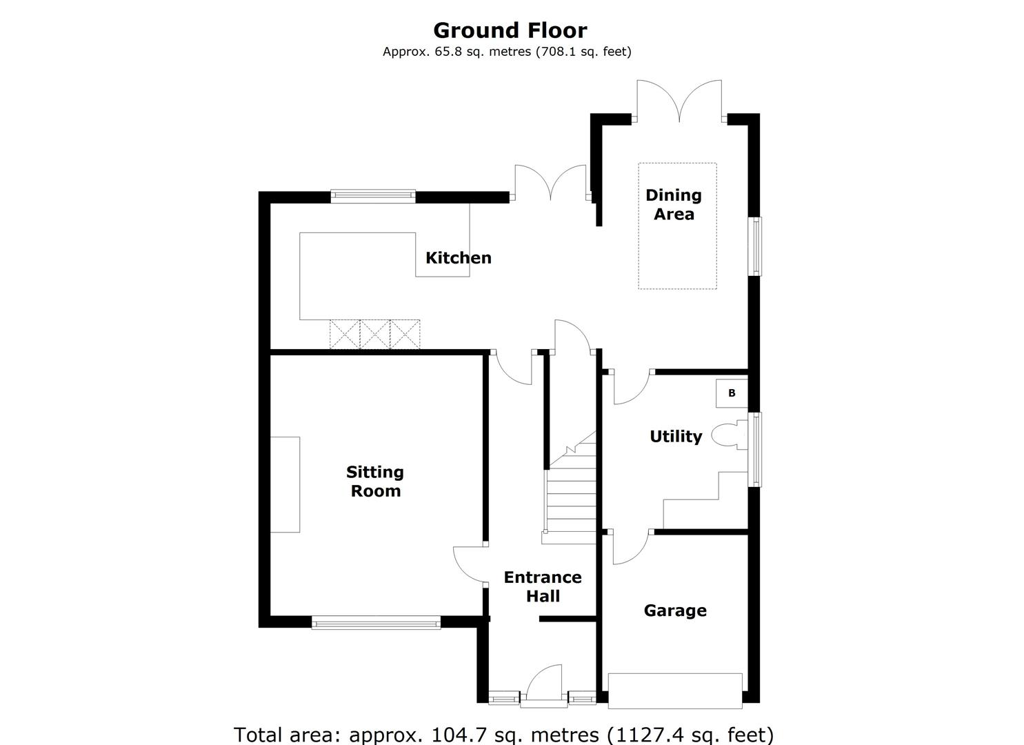 Yew Tree Road, Elkesley, Retford DN22, 3 bedroom semi-detached house ...