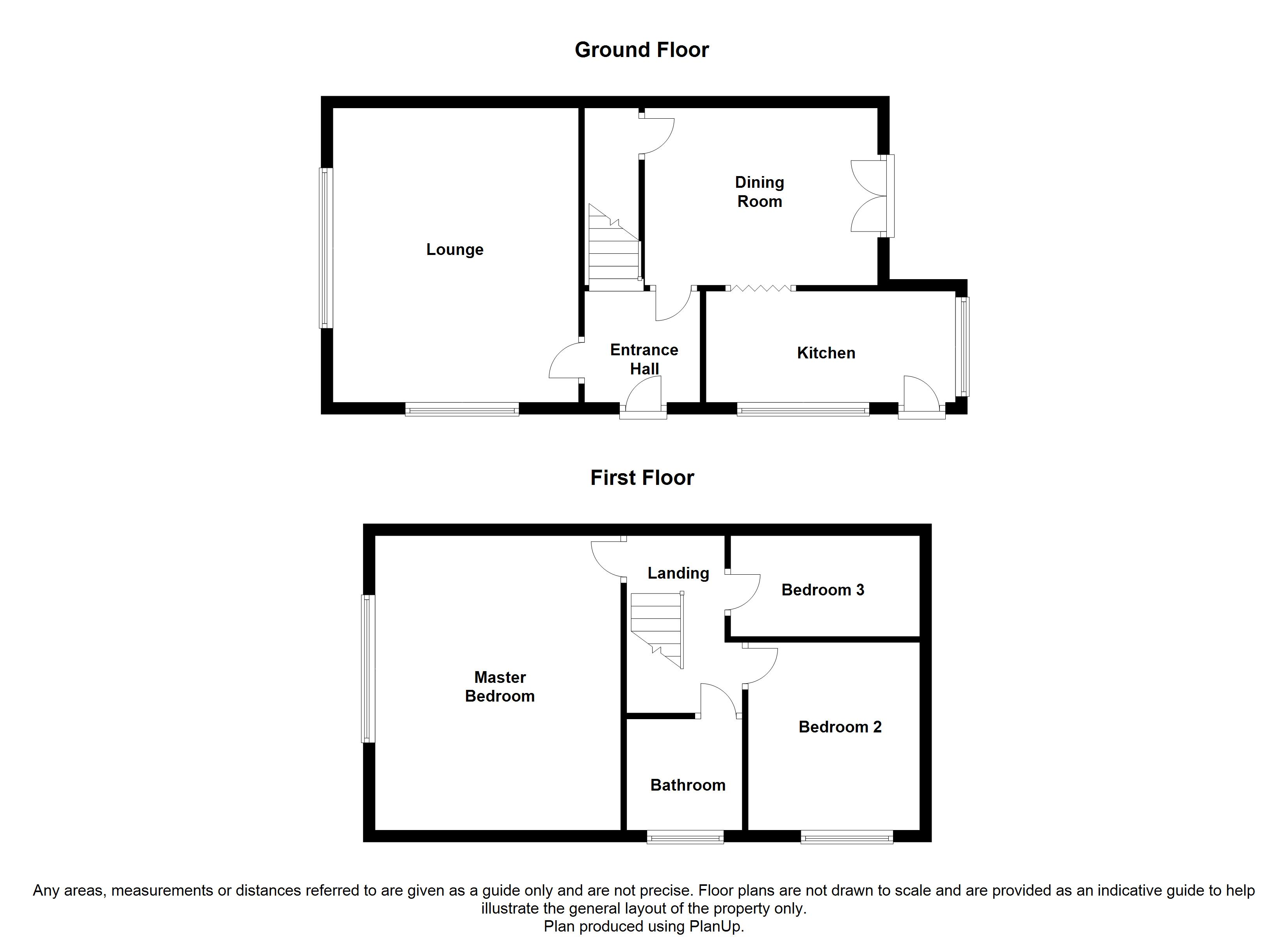 3 bed semi detached house for sale in goodison crescent for Ron lee homes floor plans