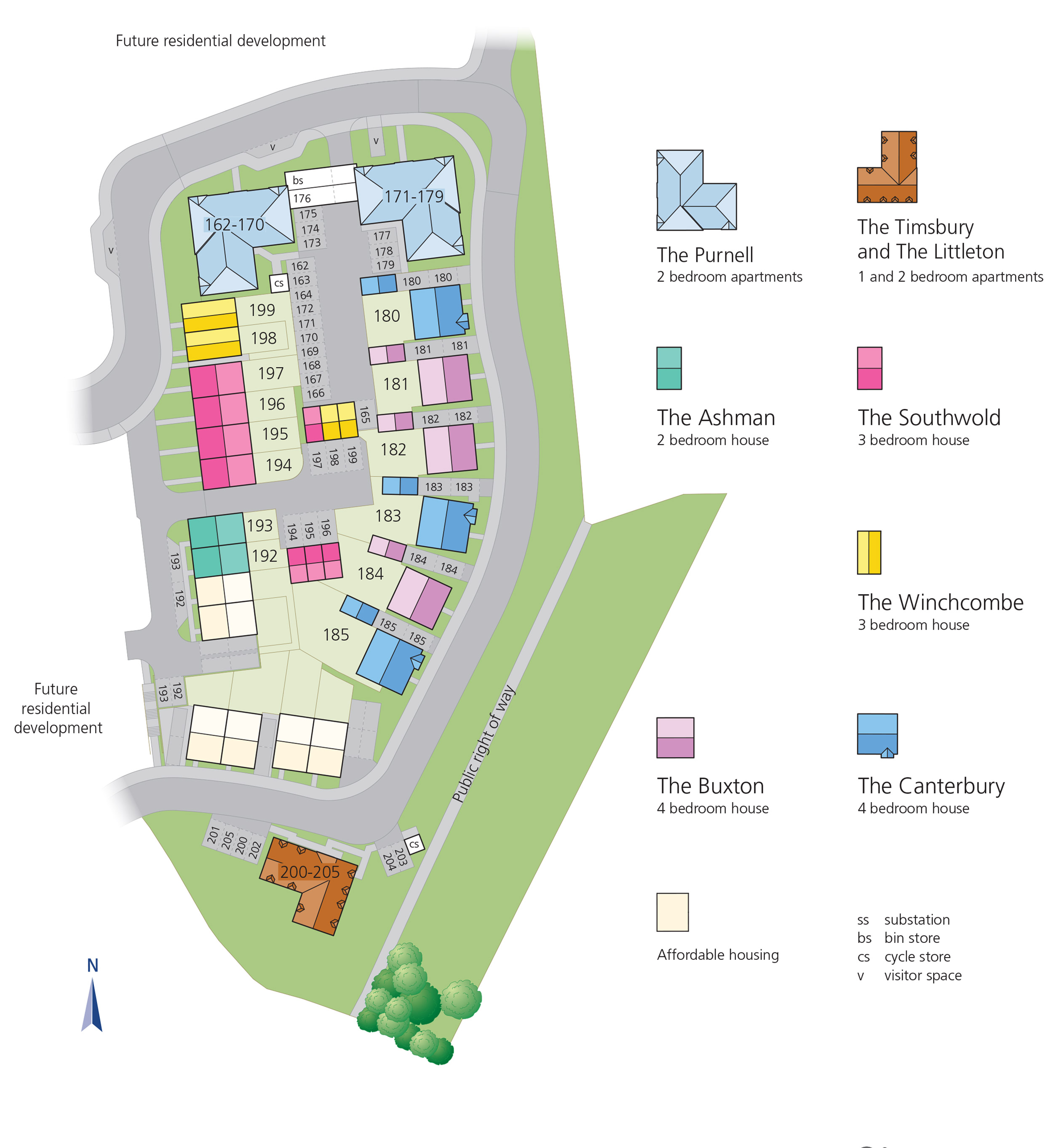 Poa 3 bedroom property for sale in bath and north east for Banes planning