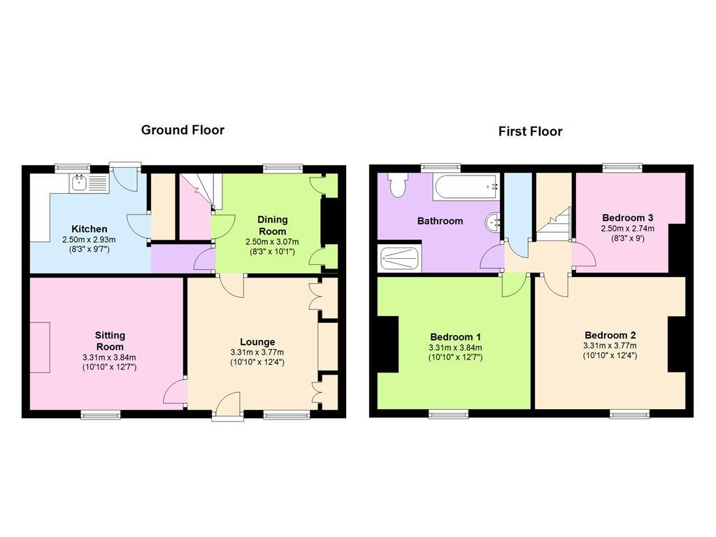 3 bed detached house for sale in st neots road eaton ford st