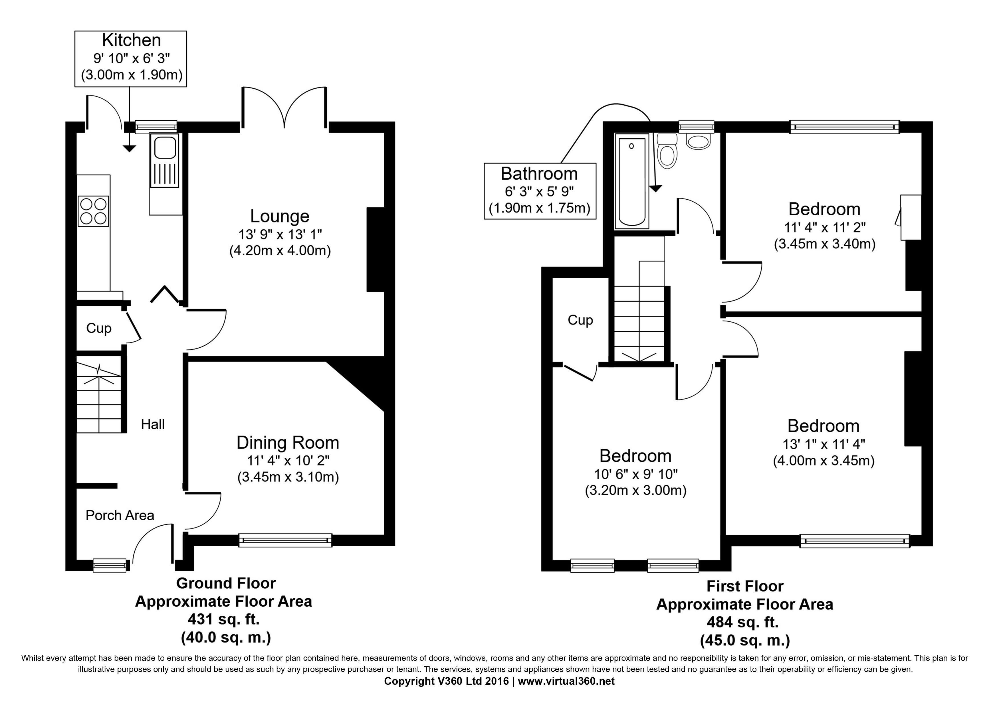 Skidmore Avenue Wolverhampton WV3 3 Bedroom Terraced