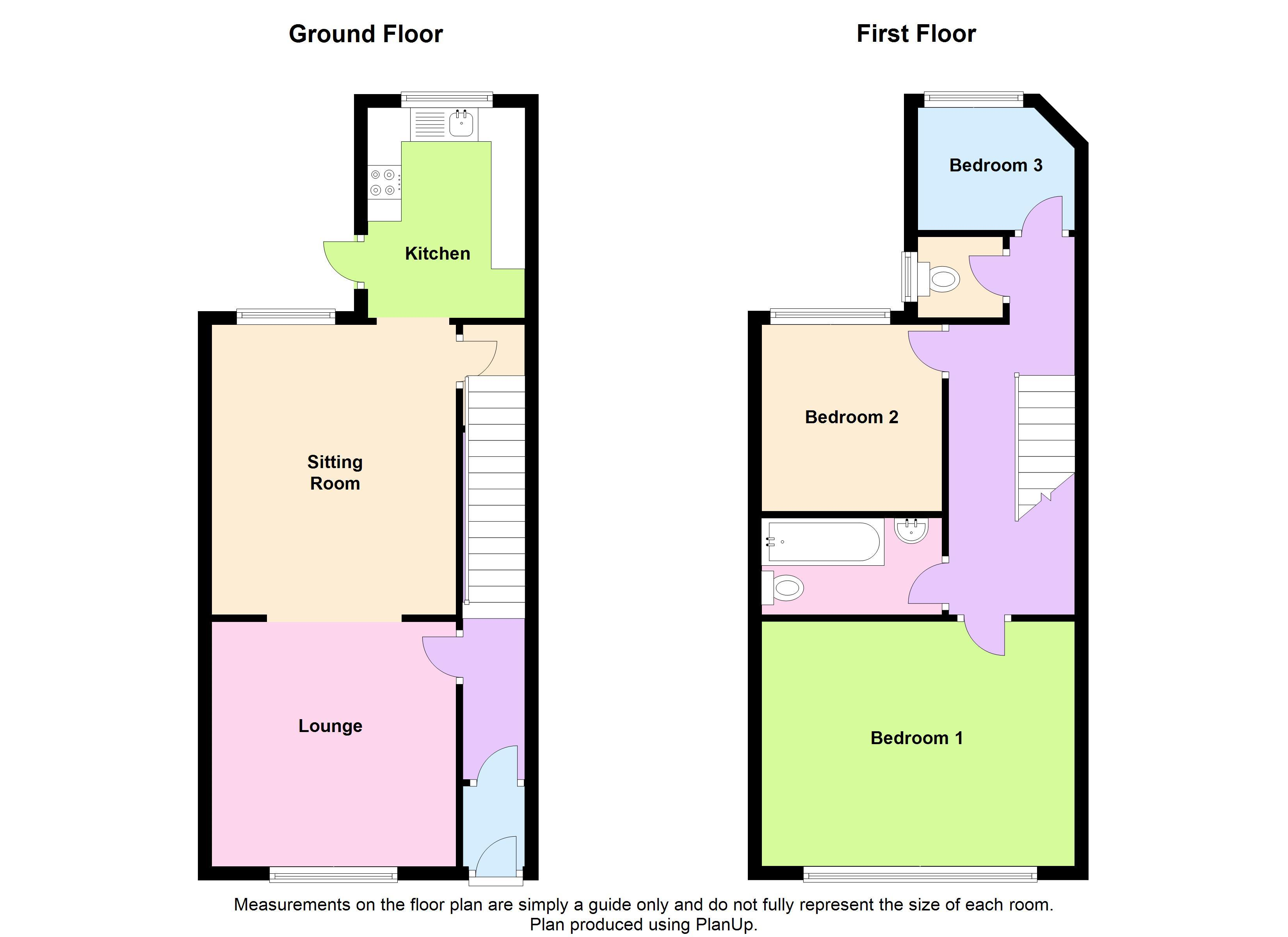 3 Bedroom Terraced House For Sale 45290423 Primelocation
