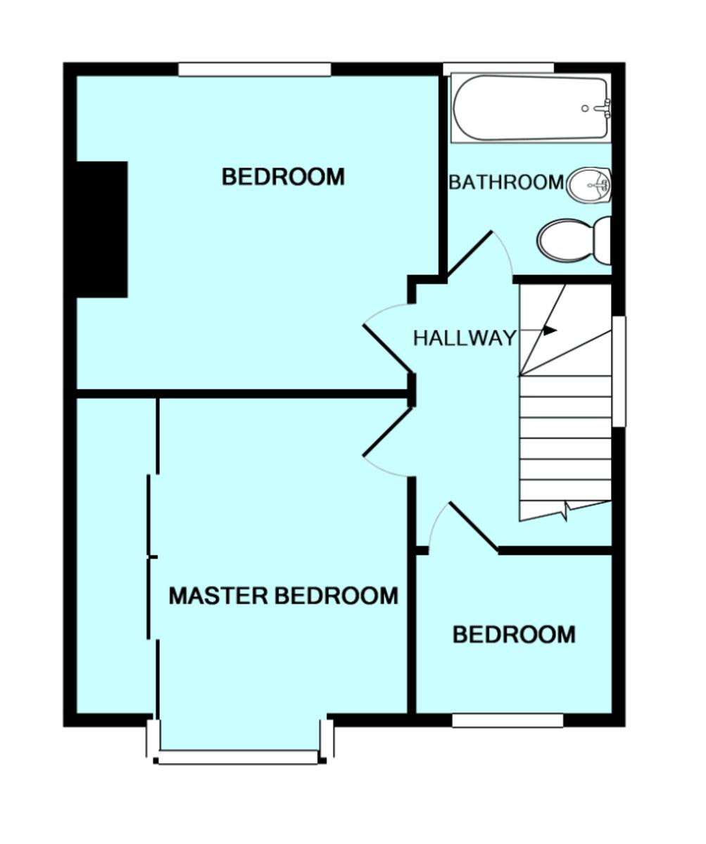 Dunstone Road, Plymstock, Plymouth PL9, 3 Bedroom Semi